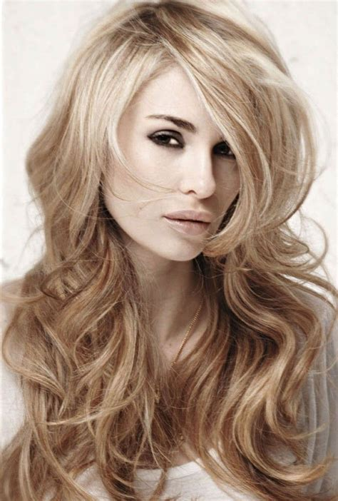 blonde hairstyles long layers long blonde layered hairstyle do it up pinterest