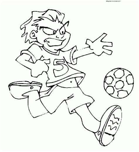 dibujos niños jugando futbol para colorear dibujos de f 250 tbol para colorear