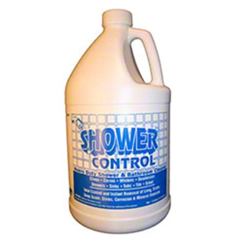heavy duty bathtub cleaner chemcor shower control shower restroom cleaner gal keep clean products