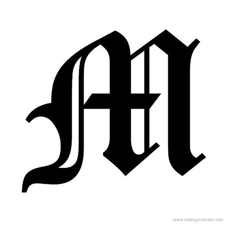 free printable gothic alphabet letters gothic alphabet gallery free printable alphabets