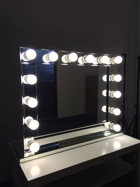 vanity makeup mirror with led lights white makeup mirror with led lights vanity