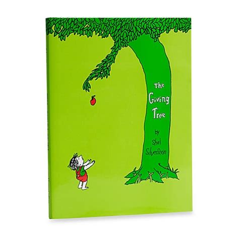the giving tree book with pictures book giving tree bed bath beyond