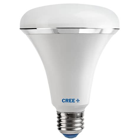 Cree Dimmable Led Light Bulbs Cree 100w Equivalent Daylight 5000k Br30 Dimmable Led Light Bulb Sbr30 15050flfh 12de26 1 11