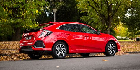 honda civic 2017 2017 honda civic vti s hatch review caradvice