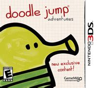 doodle jump the free encyclopedia doodle jump adventures 3ds gamepressure