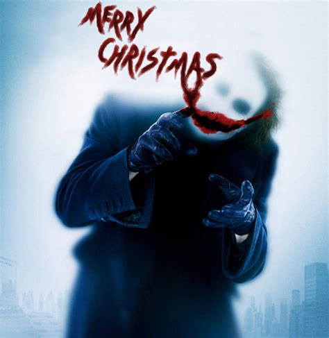 christmas joker wallpaper merry christmas from the joker by mldrfan on deviantart