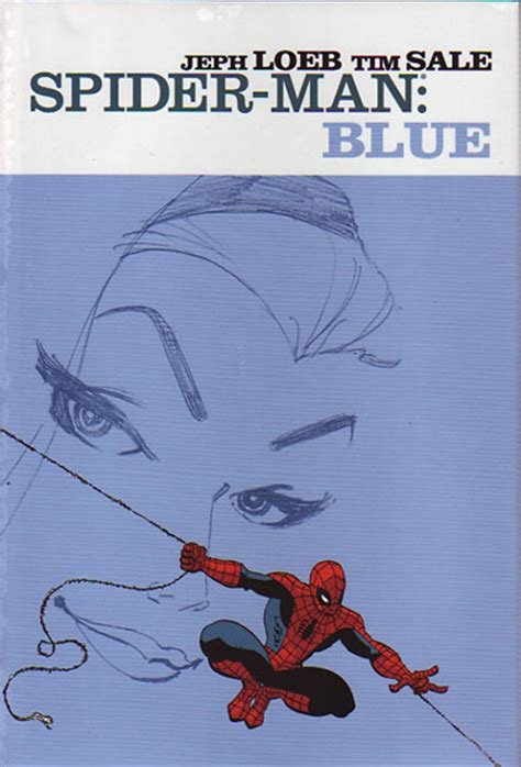 Spider Garden Graphic Novel Spider Blue Graphic Novel Hardcover Marvel Comics