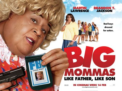 big momma s house like father like son new uk posters for big momma s house 3 heyuguys