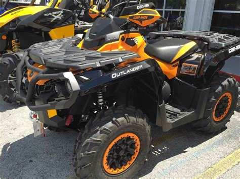 used can am outlander 1000 for sale page 25173 new 2015 can am outlander xt p 1000 in miami