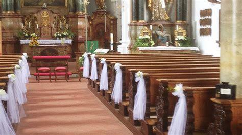 Kirchendeko Hochzeit Kosten by Dekoration