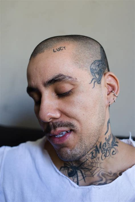 people with face tats explain their ink vice