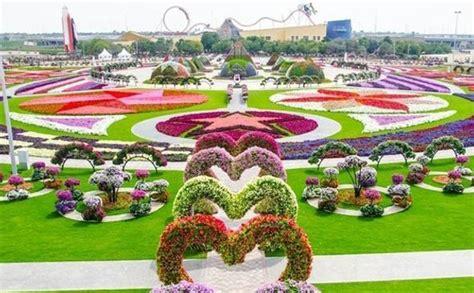 imagenes de jardines impresionantes los 9 jardines mas hermosos imagen masleidas en