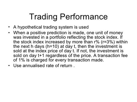 pattern day trader classification pattern recognition in stock market