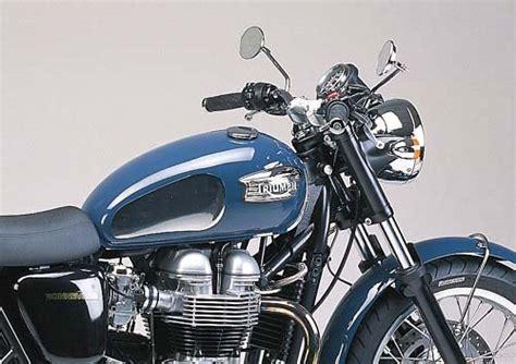 Lsl Online Shop Motorrad by Triumph Bonneville Lenker Motorrad Bild Idee