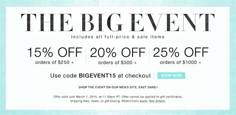 Because You Deserve It Shopbop Coupons by Shopbop Sale Save Up To 25 With This Coupon Code