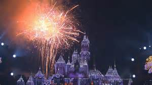 disneyland new years eve fantasy in the sky fireworks