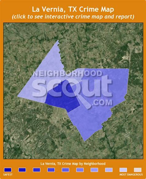 map of la vernia texas la vernia crime rates and statistics neighborhoodscout