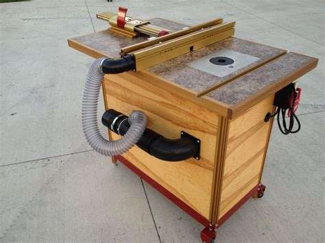 incra router table by thegman lumberjocks