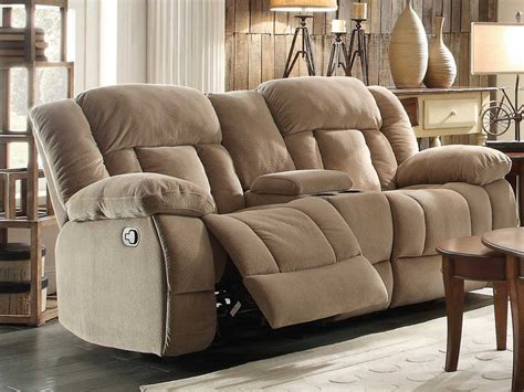 reclining loveseat with center console loveseat recliner with center console home design ideas