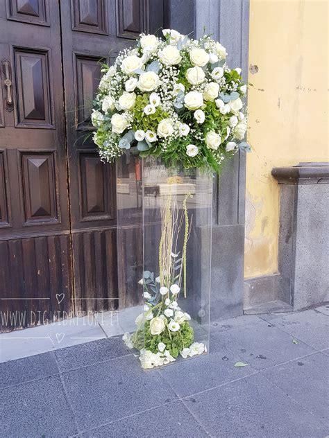 composizioni di fiori per matrimonio chiesa composizioni floreali matrimonio yf76 pineglen