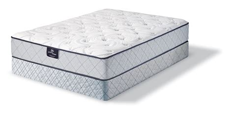 What Is The Best Serta Mattress For Back by Serta Sleeper Harrowby Plush King Mattress Sears