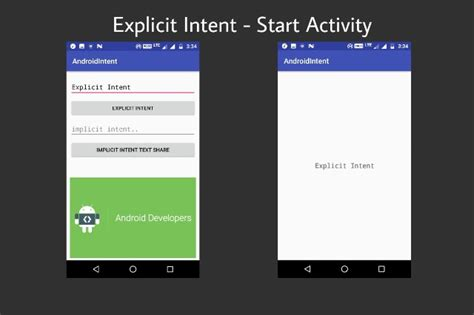 android intent exle look android intent ramkumar n medium