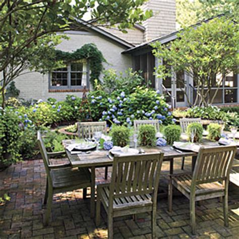 dinning area design your own outdoor dining area garden design for living