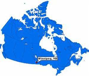 winnipeg manitoba canada map winnipeg manitoba profile epodunk