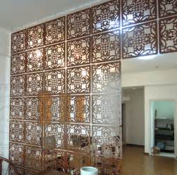 Where To Buy Room Dividers In Store - fashion hanging screen wood partition bedroom wall post entry living room home decoration free