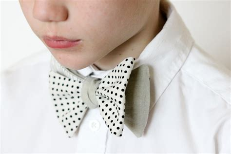 diy baby bow tie no 20 free sewing patterns for both and babies