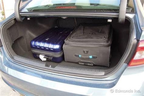 big trunk 2015 hyundai sonata term road test