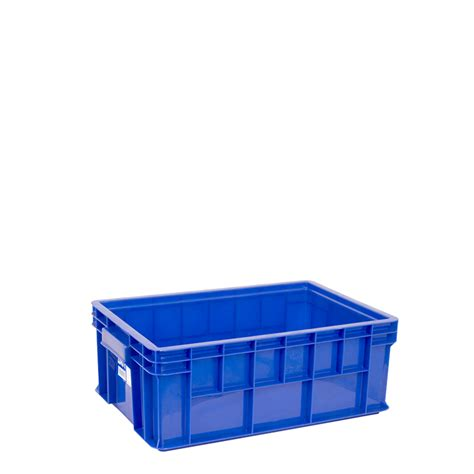 Jual Keranjang Plastik Bekas Surabaya kontainer plastik murah serbaguna polos 2245p