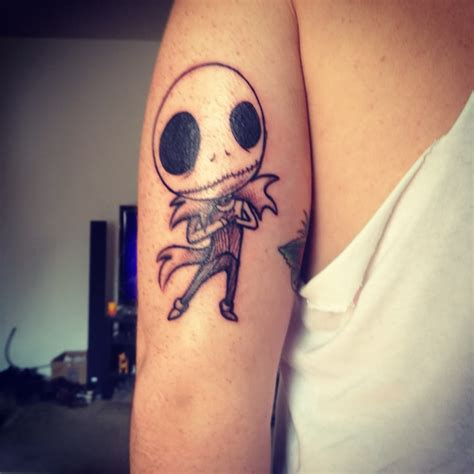 jack skellington tattoo skellington tattoos designs ideas and meaning