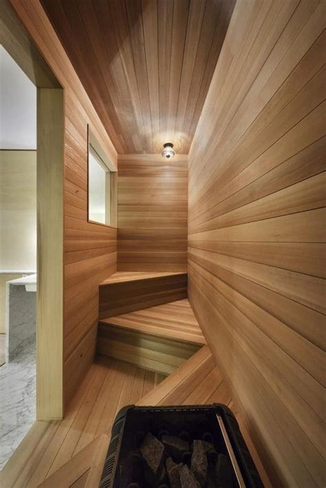 sauna in 35 spectacular sauna designs for your home