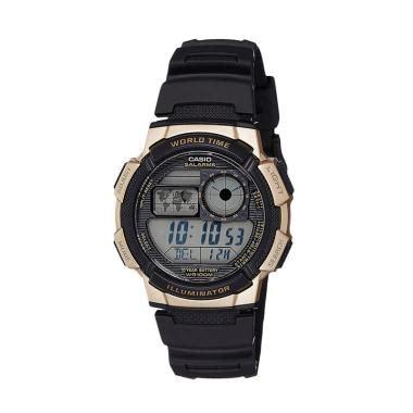 Jam Tangan Casio Ae 1000 jual casio jam tangan unisex ae 1000w 1a3vdf harga kualitas terjamin blibli