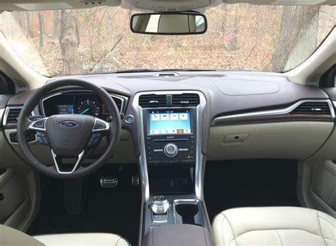 ford fusion 2017 interior 2017 fusion hybrid interior