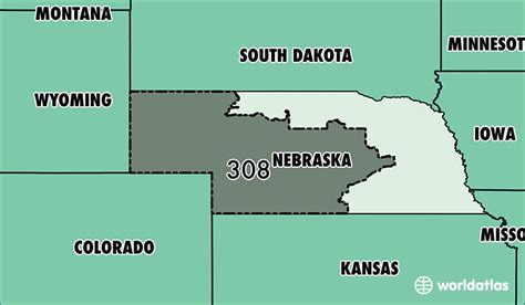 area code lincoln ne where is nebraska state where is nebraska located in the