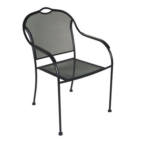 Wrought Iron Commercial Bistro Chair Wrought Iron Bistro Chair Sam S Club