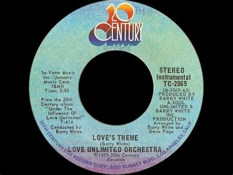 love boat theme disco version love unlimited orchestra love s theme 1973 disco