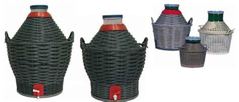damigiane con rubinetto damigiane per olio e aceto 171 ferramenta galvani