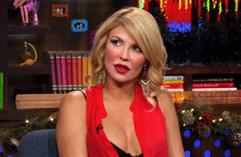 brandi real housewives short hair brandi glanville lashes out on andy cohen says she has