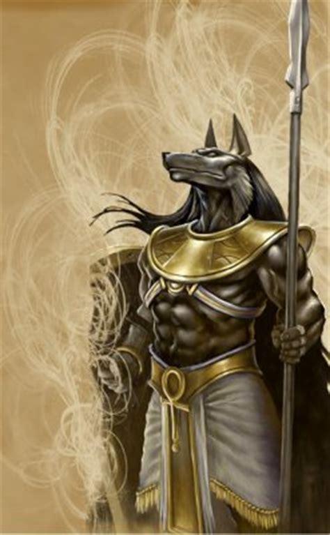 il dio egizio con testa di sciacallo anubis il dio egizio di magicaemy