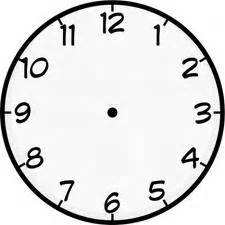 clock picture of a clock with no hands clipart best