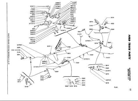 brake line diagram brake diagram ford ranger images