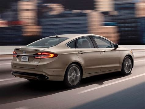 where is the ford fusion made ford fusion year made