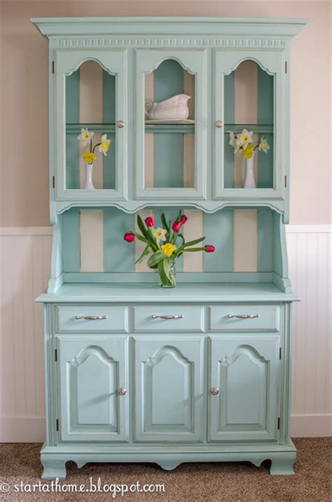 paint vintage furniture in non neutral colors for a breath of fresh air home