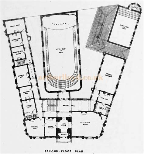 municipal hall floor plan theatres in dewsbury west yorkshire