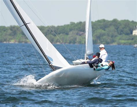 c scow nationals national c scow sailing association