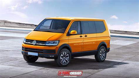 volkswagen truck concept vw multivan 2017 interior autocarwall
