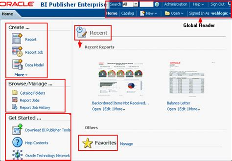 tutorial oracle bi publisher bi publisher 11g tutorial with steps oracle business